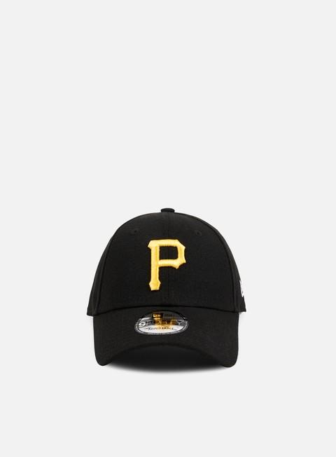 Curved Brim Caps New Era The League Strapback Pittsburgh Pirates