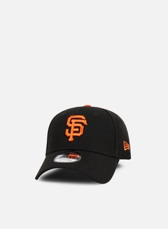 New Era - The League Strapback San Francisco Giants, Black 2