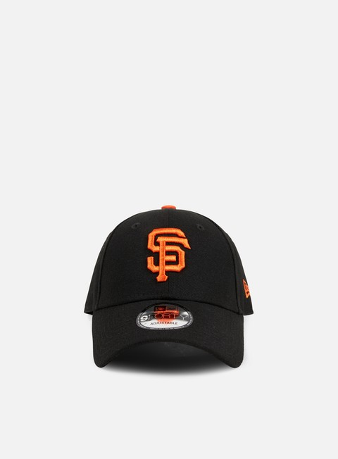 Curved Brim Caps New Era The League Strapback San Francisco Giants