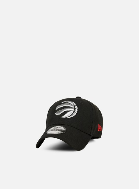 Outlet e Saldi Cappellini Visiera Curva New Era The League Strapback Toronto Raptors