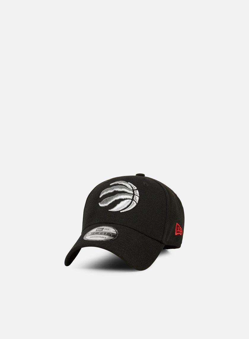 New Era - The League Strapback Toronto Raptors, Black