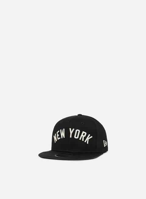 cappellini new era the lounge 9fifty snapback ny yankees black white