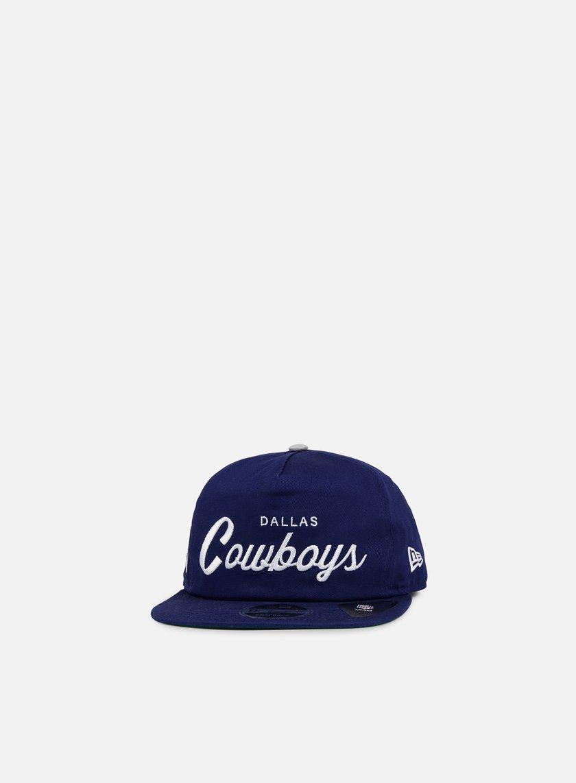New Era - Throwback Snapback Dallas Cowboys, Team Colors