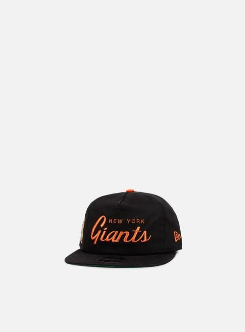 Outlet e Saldi Cappellini Snapback New Era Throwback Snapback NY Giants