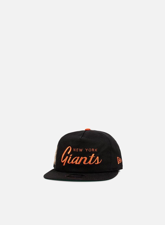 New Era Throwback Snapback NY Giants