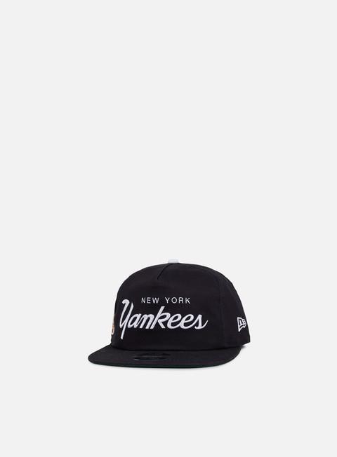 Outlet e Saldi Cappellini Snapback New Era Throwback Snapback NY Yankees