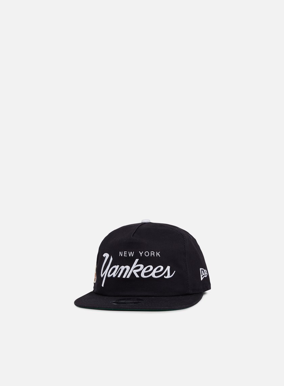 New Era - Throwback Snapback NY Yankees, Team Colors