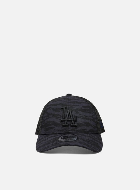 Cappellini Trucker New Era Tiger Print 9Forty Snapback LA Dodgers