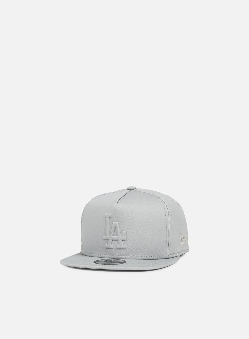 New Era - Tonal Gel Fill Snapback LA Dodgers, Grey