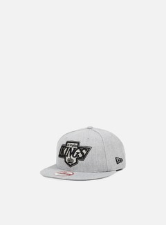 New Era - Tonal Team Snapback LA Kings, Heather Grey 1