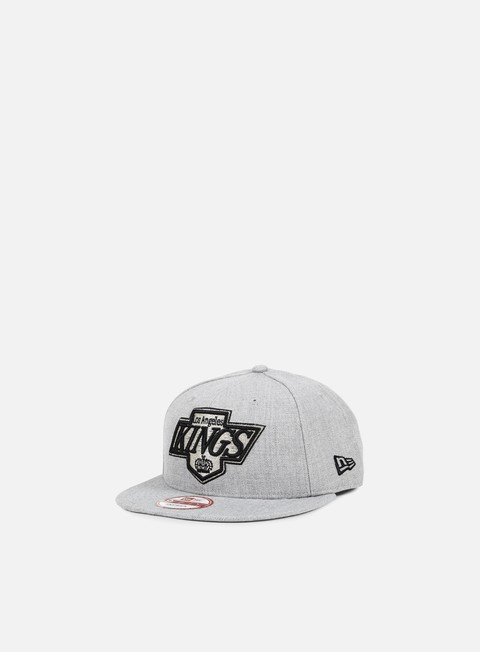 cappellini new era tonal team snapback la kings heather grey