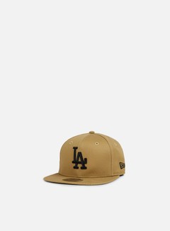 New Era - True Originators Snapback LA Dodgers, Khaki/Black 1