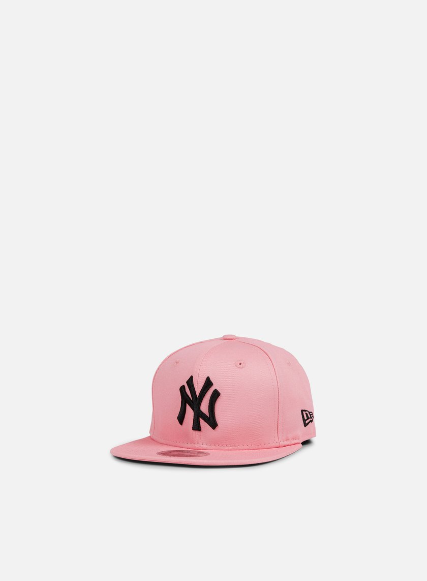 New Era - True Originators Snapback NY Yankees, Pink/Black