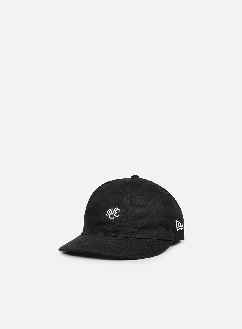 New Era - Unstructured 9Fifty Strapback, Black