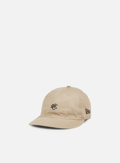 New Era - Unstructured 9Fifty Strapback, Camel 1