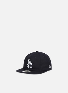 New Era - Vintage 8 Panel LA Dodgers, Navy 1