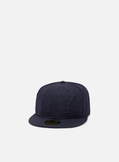 New Era - Vintage Deboss NY Yankees, Navy