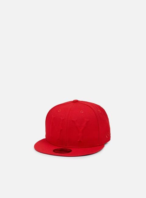 cappellini new era vintage deboss ny yankees scarlet