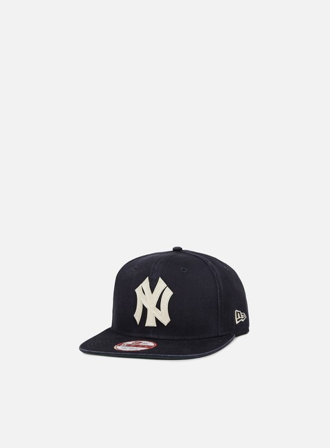 cappellini new era vintage wash snapback ny yankees navy white