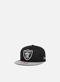 New Era - Visor Mesh NFL Snapback Oakland Raiders, Team Colors 1