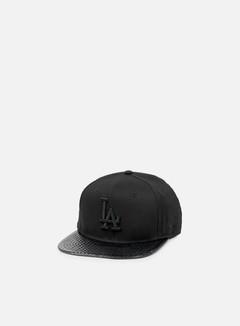 New Era - Visor Tone Snapback LA Dodgers, Black/Black 1