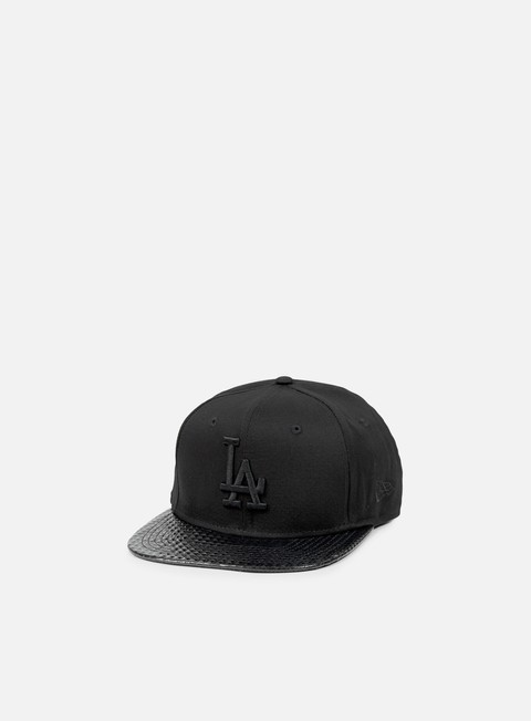 cappellini new era visor tone snapback la dodgers black black