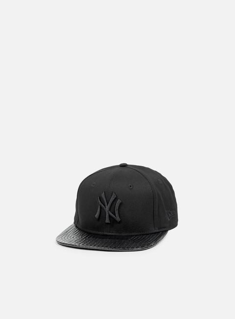 cappellini new era visor tone snapback ny yankees black black