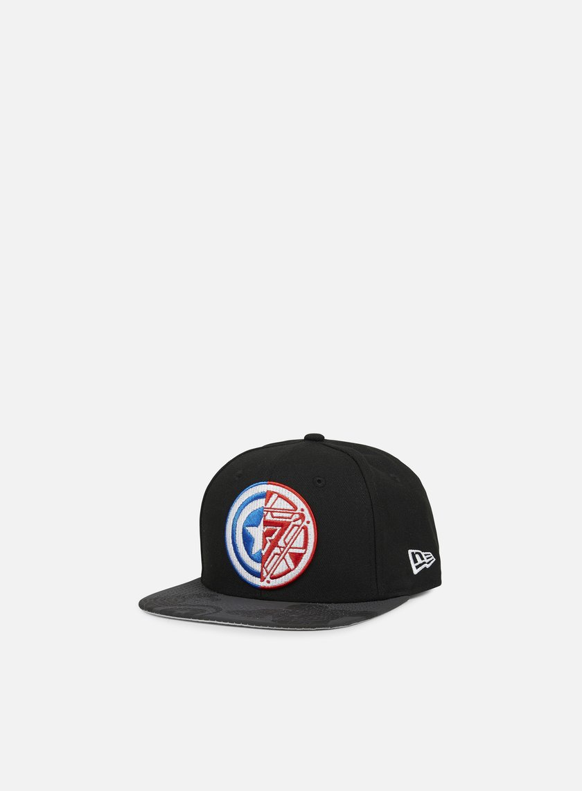 New Era - Viza Print Snapback Civil War, Multi