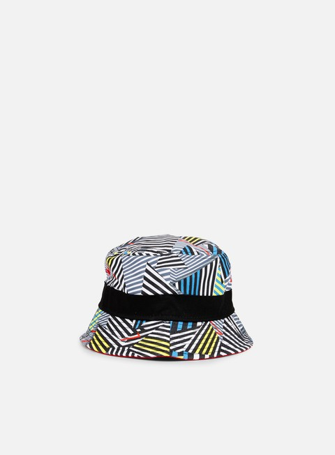 cappellini new era walala bucket hat multi