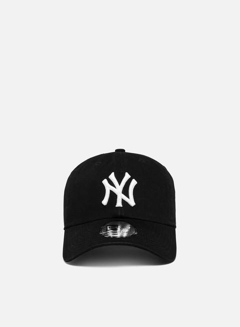 New Era Washed Casual Classic 9Twenty Strapback NY Yankees