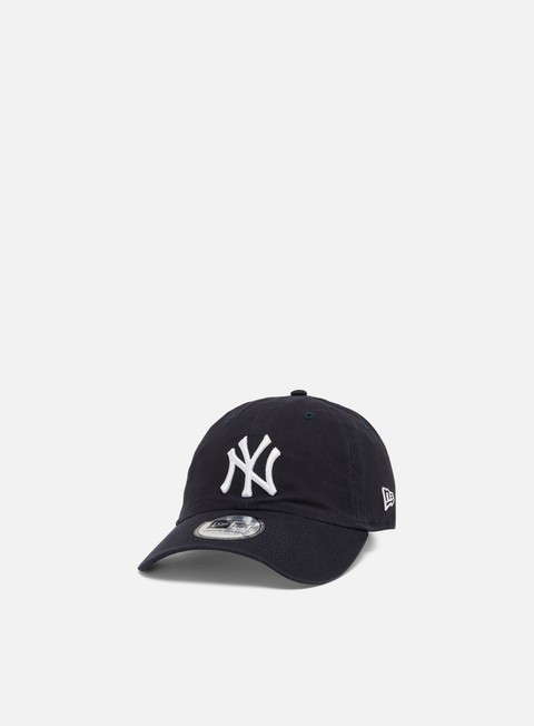 New Era Washed Casual Classic 9Twenty Strapback NY Yankees