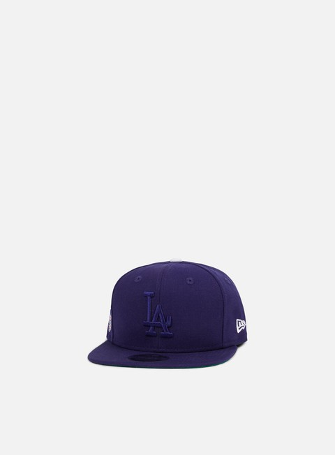 cappellini new era winners patches snapback la dodgers team colors