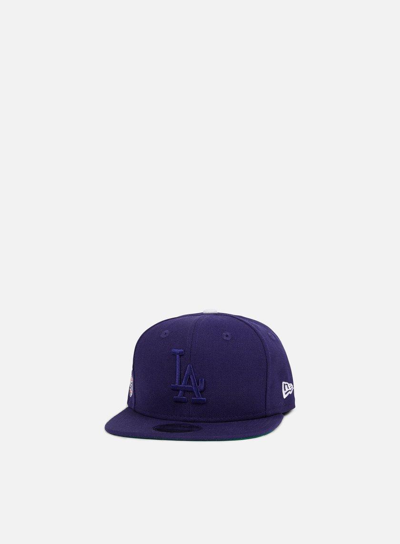 New Era - Winners Patches Snapback LA Dodgers, Team Colors