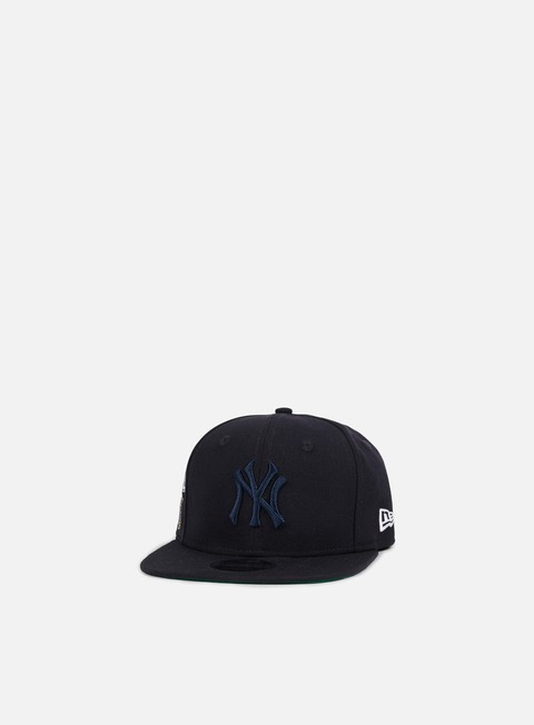 Outlet e Saldi Cappellini Snapback New Era Winners Patches Snapback NY Yankees