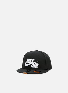 Nike - Air True Snapback, Black/White 1