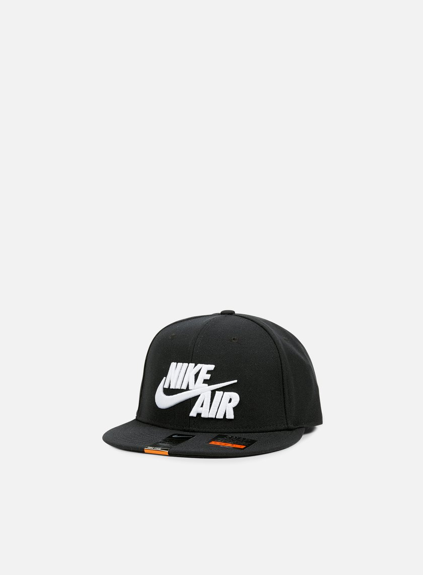 Nike - Air True Snapback, Black/White