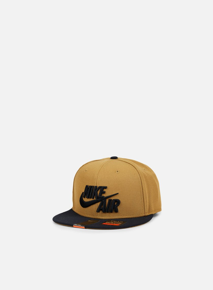 Nike - Air True Snapback, Glen Beige/Black