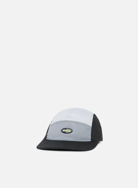 cappellini nike aw84 air max cap cool grey wolf grey black