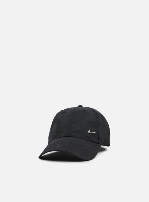 Curved Brim Caps Nike H86 Metal Swoosh Cap