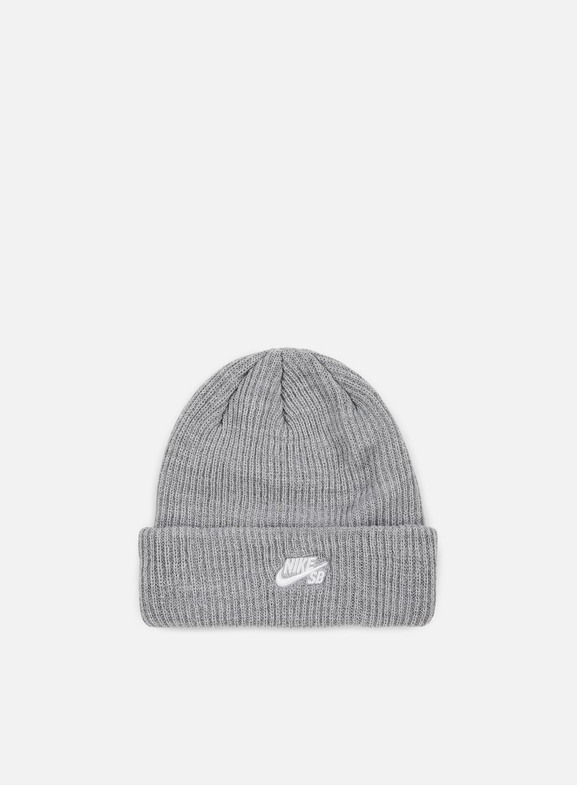 Nike SB - Fisherman Beanie, Dark Heather Grey