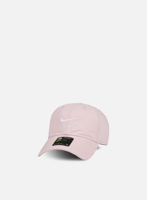 cappellini nike sb h86 strapback cap prisma pink white
