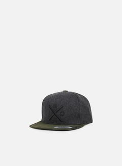 Nixon - Exchange Snapback, Wool/Camo
