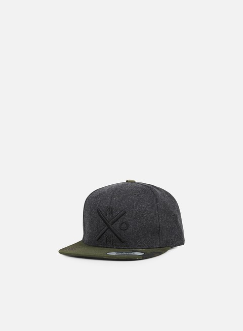 Sale Outlet Snapback Caps Nixon Exchange Snapback