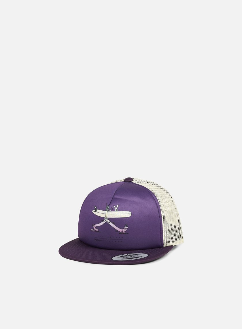 Nixon - Pop Trucker, Deep Purple