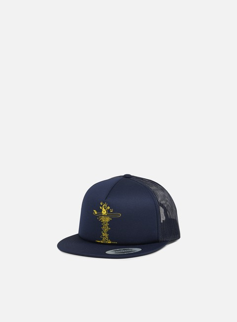 cappellini nixon pop trucker navy