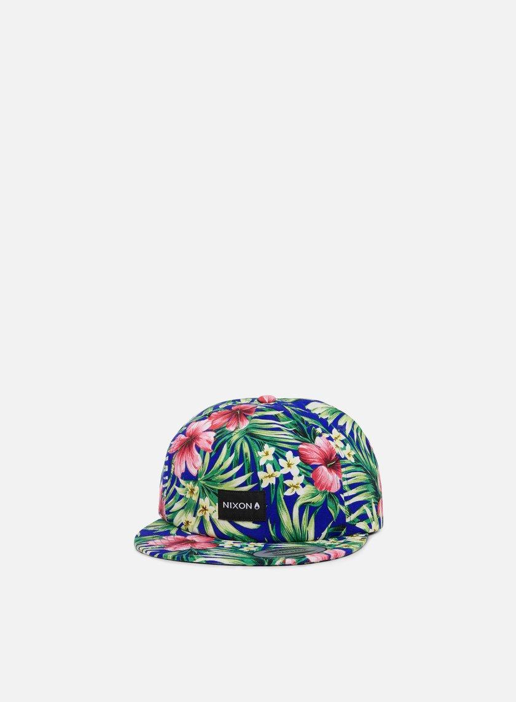 7b0b0b17 NIXON Tropics Snapback € 29 Snapback Caps   Graffitishop