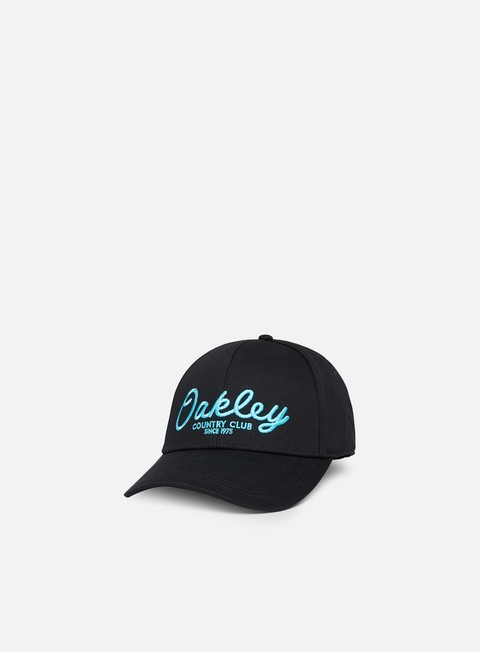 Curved Brim Caps Oakley TNP Country Club Dad Hat