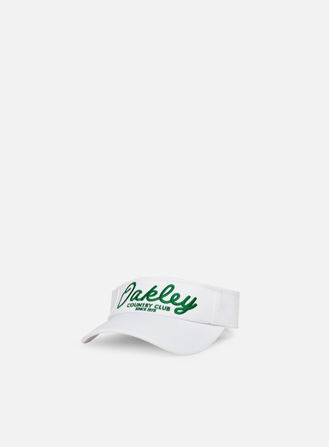Outlet e Saldi Visiere Oakley TNP Country Club Visor