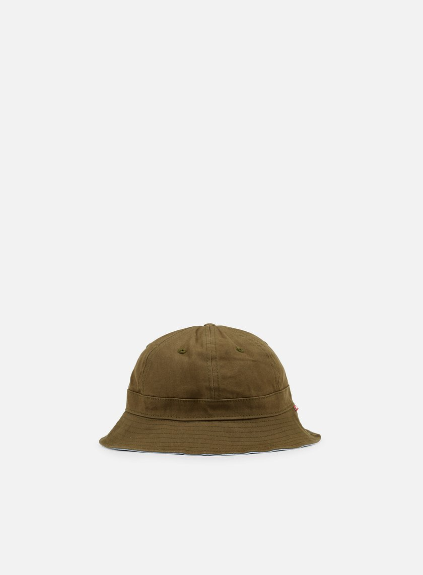 Obey - Atlantic Bucket Hat, Army