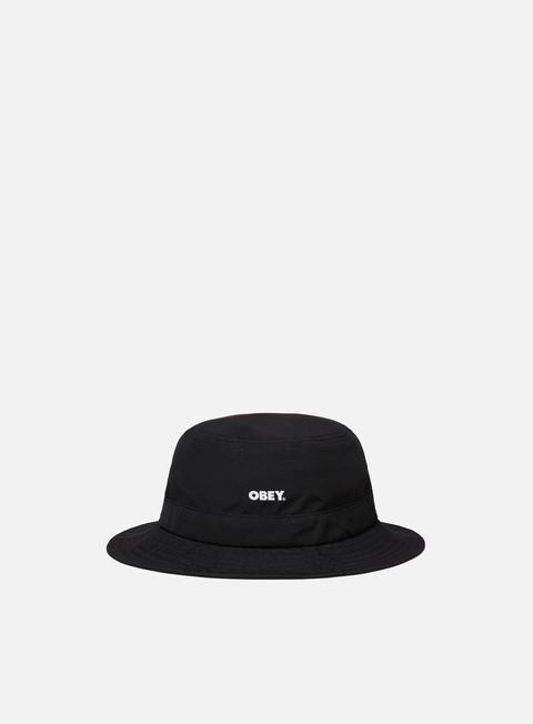 Outlet e Saldi Cappellini bucket Obey Bold Jazz Bucket Hat